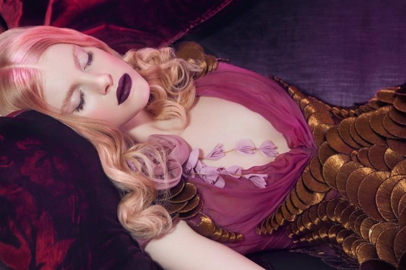 Madame Figaro China - Sleeping Beauty-1