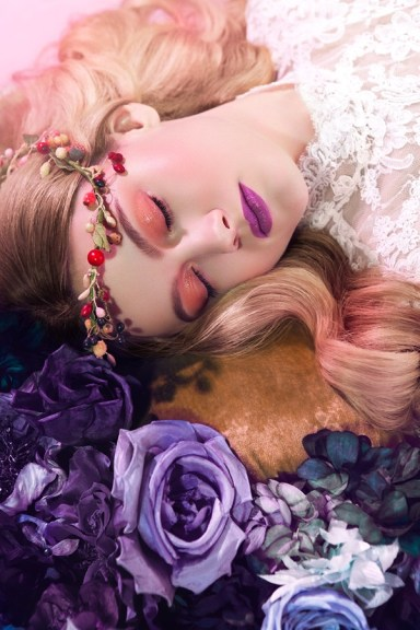 Madame Figaro China - Sleeping Beauty