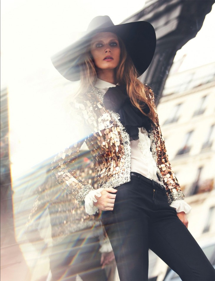 Malgosia Bela For Muse Magazine-2