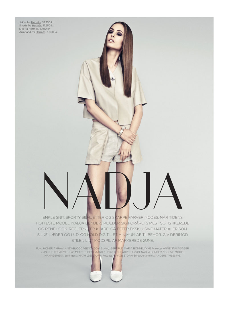 NADJA BENDER FOR EUROWOMAN BY HONER AKRAWI-8