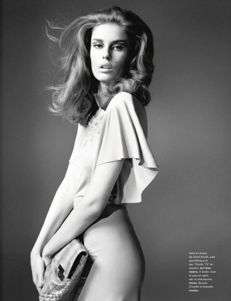 numero magazine -Nadja