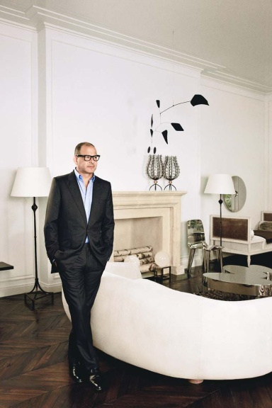 Reed Krakoff New York townhouse
