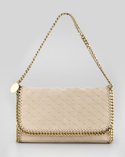 Stella McCartney Falabella Flap-Top Clutch Bag-1