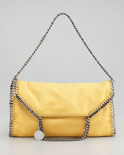 Stella McCartney Falabella Fold-Over Tote Bag-1