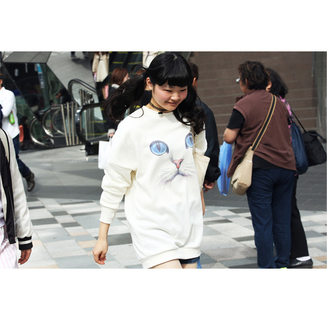 Street Style At Japan Fashion Week By HbNam Of StreetFsn