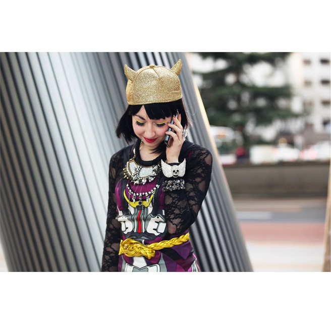 Street Style At Japan Fashion Week By Hbnam Of Streetfsn The Citizens Of Fashion