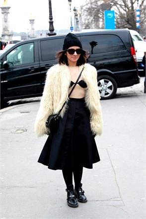 street style at paris fashion week fall 2013-16