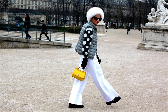 street style at paris fashion week fall 2013-2