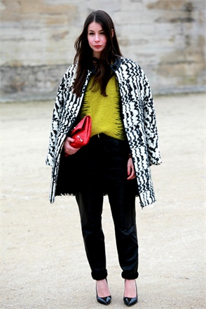 street style at paris fashion week fall 2013-3