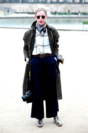 street style at paris fashion week fall 2013-4