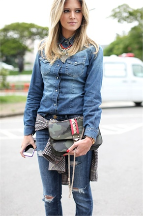 Street Style At Sao Paolo Fashion Week-9