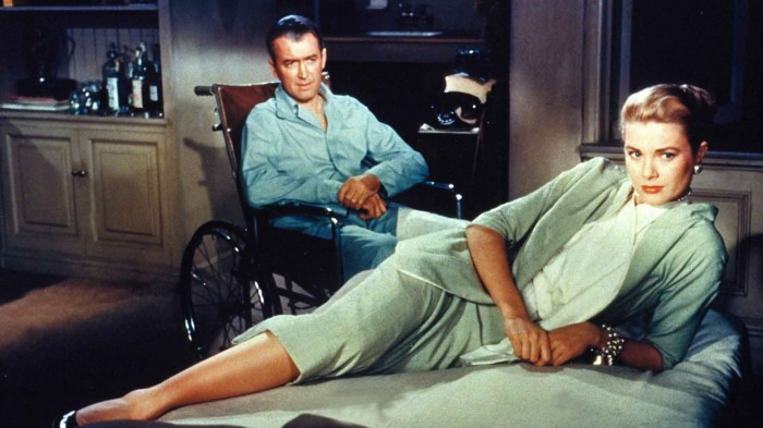 THE INSPIRATION- Rear Window -1