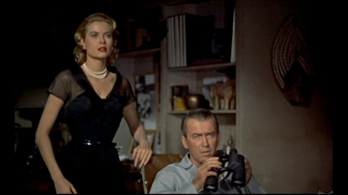 THE INSPIRATION- Rear Window