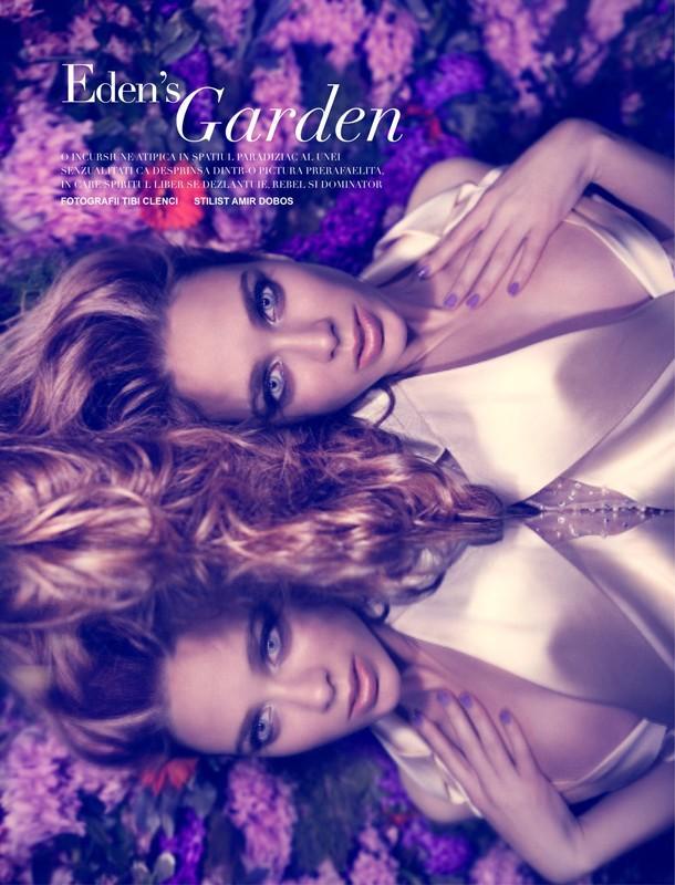 The One Magazine : Eden's Garden