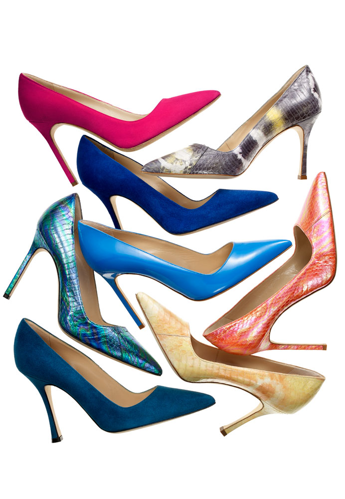 The Story Of The Manolo Blahnik BB Pump-1
