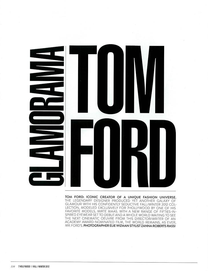 Tom Ford - Glamorama-8