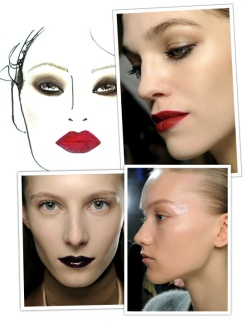top 5 beauty trends at pfw