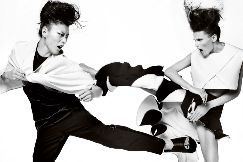 V Magazine : Asia Major