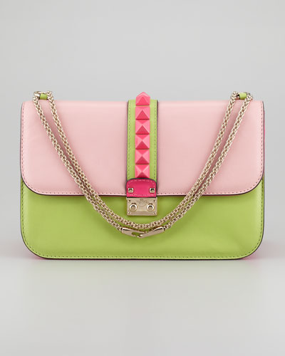 Valentino Glam Lock Small Bag,