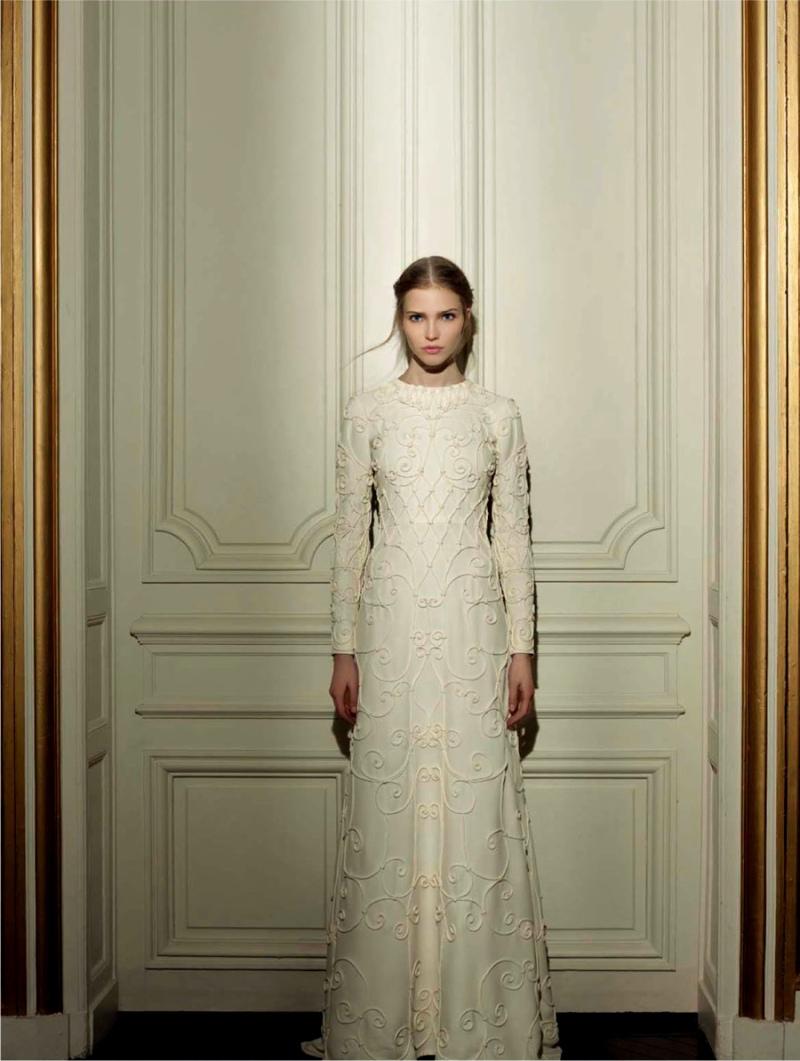 Valentino Haute Couture By Vogue Italia-1