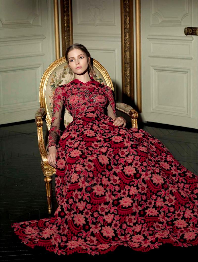 Valentino Haute Couture By Vogue Italia-10