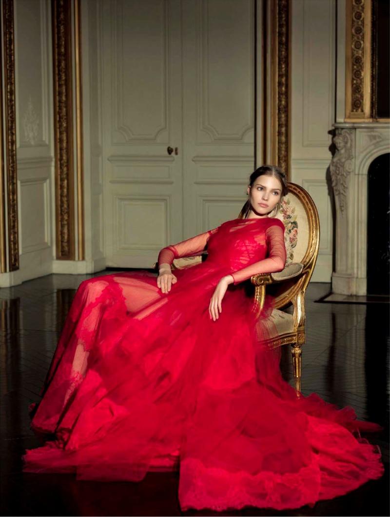 Valentino Haute Couture By Vogue Italia-14