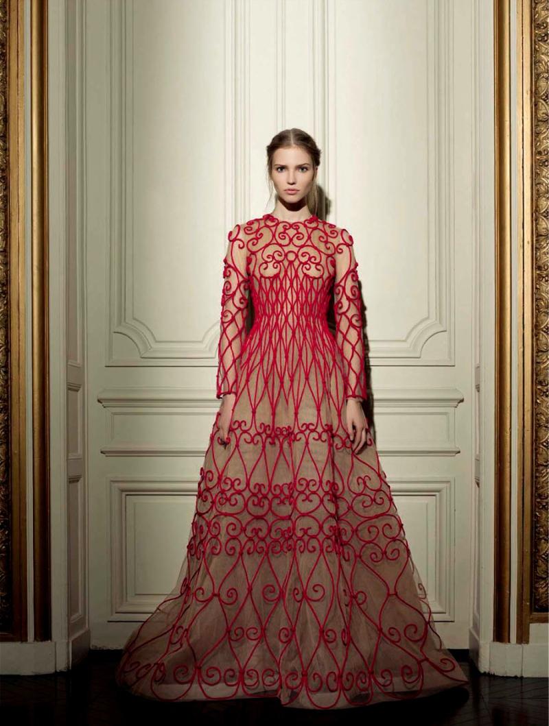 Valentino Haute Couture By Vogue Italia-15