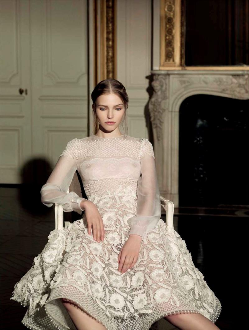 Valentino Haute Couture By Vogue Italia-5
