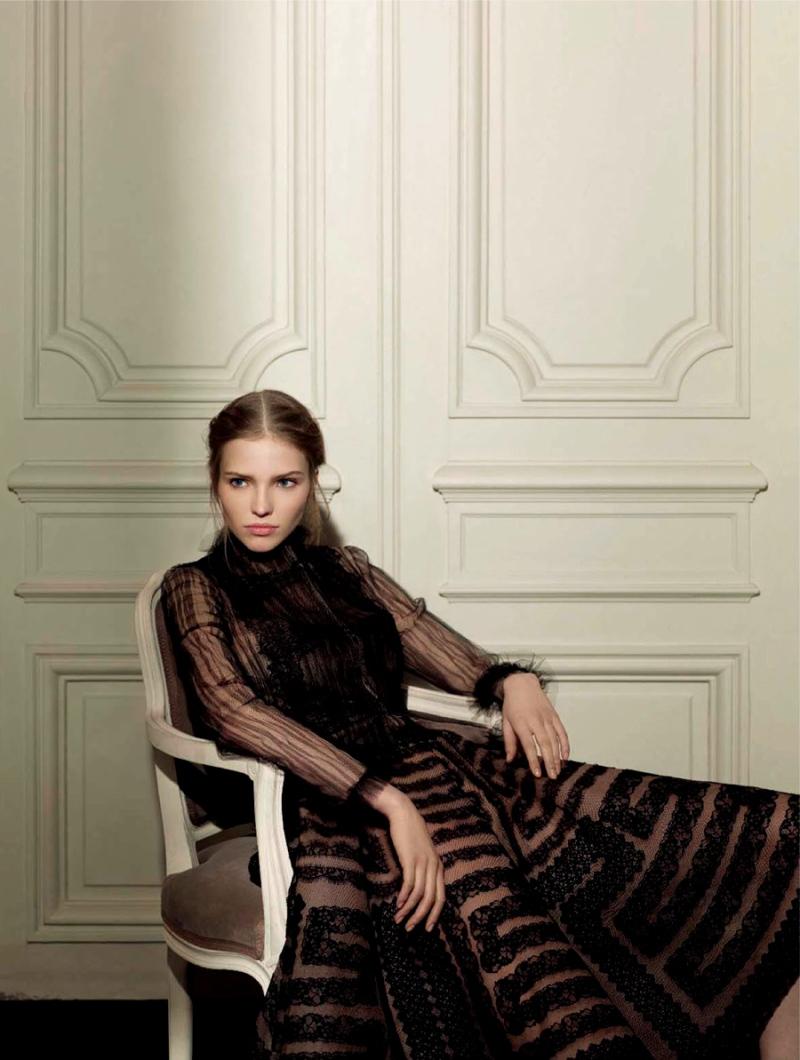 Valentino Haute Couture By Vogue Italia-7