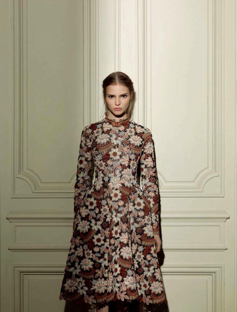 Valentino Haute Couture By Vogue Italia-9
