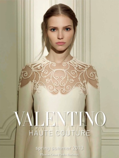 Valentino Haute Couture By Vogue Italia