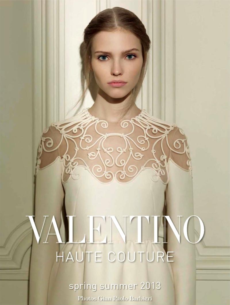 Valentino Haute Couture By Vogue Italia