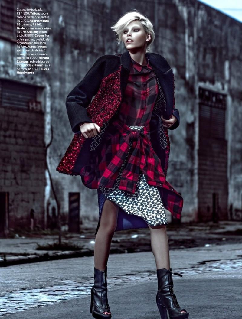 Vogue Brasil : Urban Story