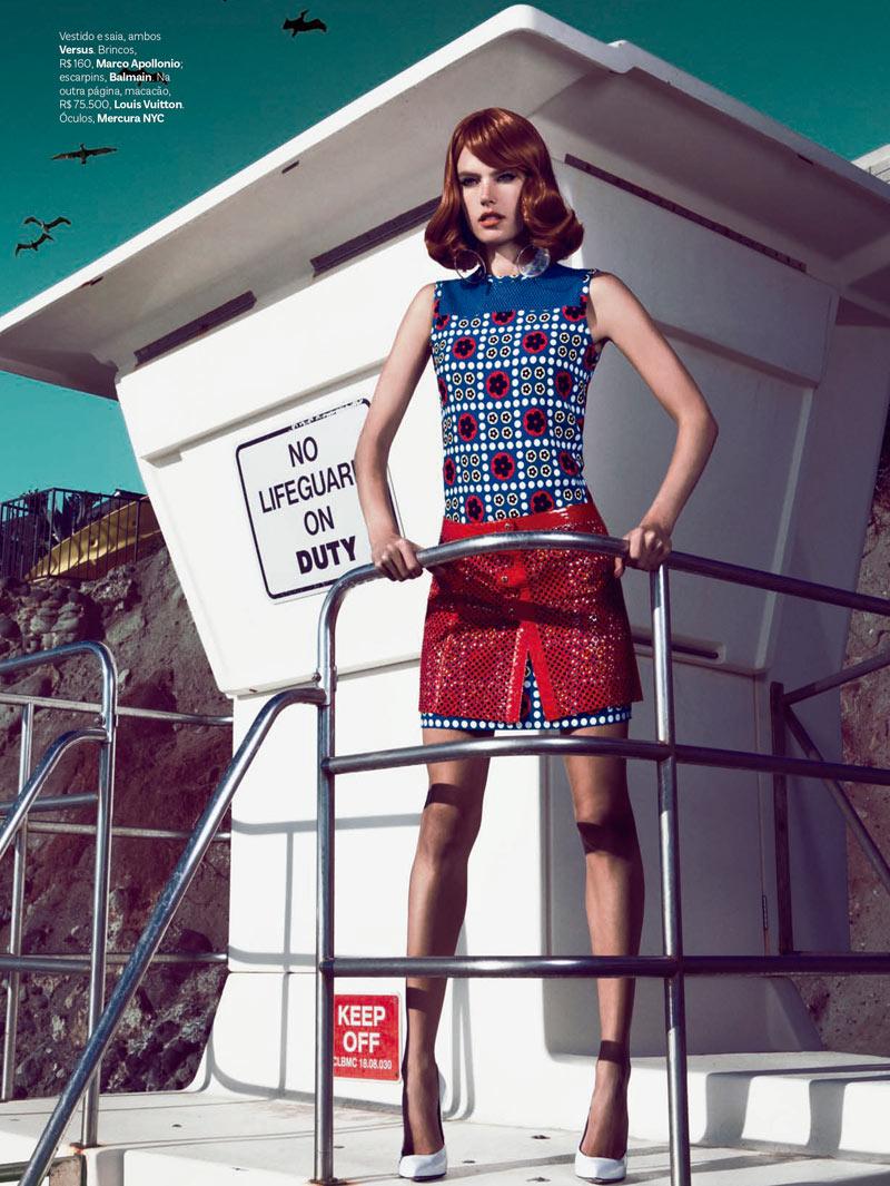 Vogue Brazil - California Dreamin' -4