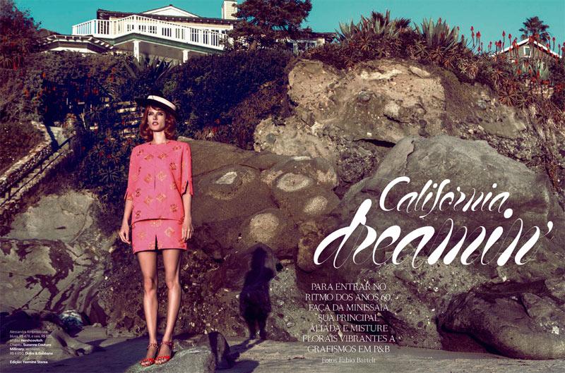Vogue Brazil - California Dreamin' -8