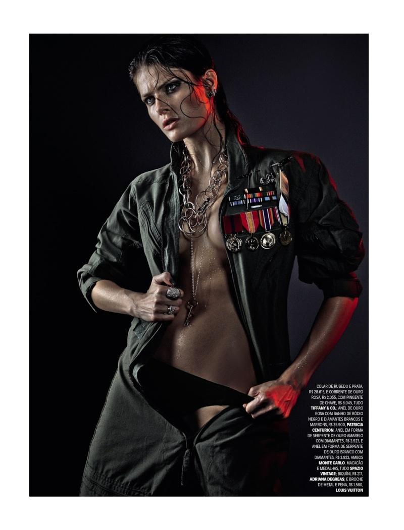 Vogue Brazil : Guerra Preciosa (Precious War)