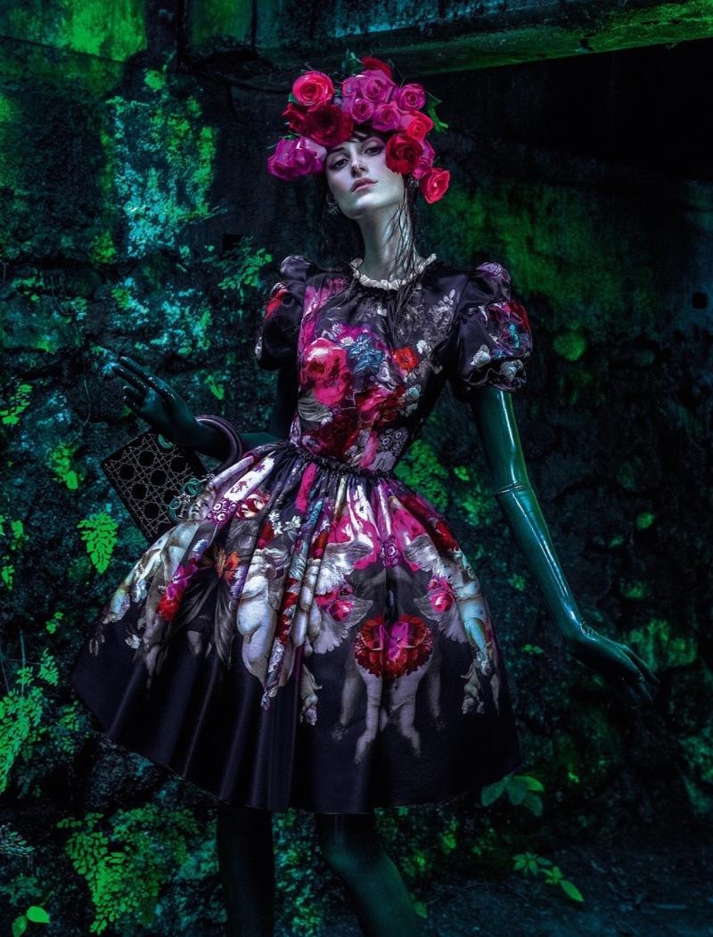Vogue Brazil : Jardim De Inverno (Winter Garden)