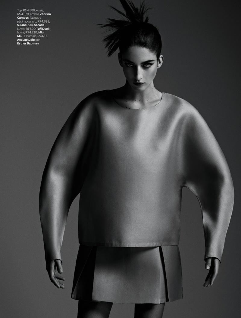 Vogue Brazil : Proporçao GG (Proportion LL)