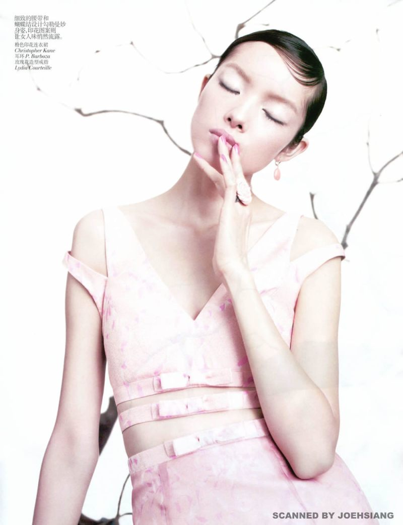 Vogue China - Waiting For Spring-2