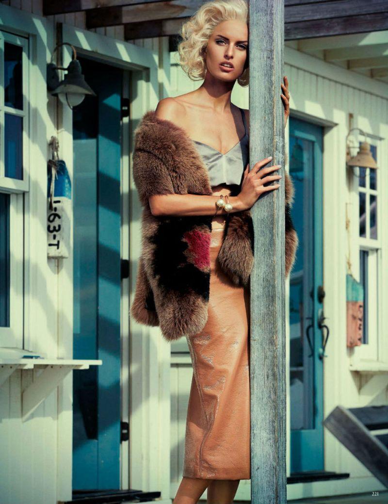 Vogue Germany - Karolina-12