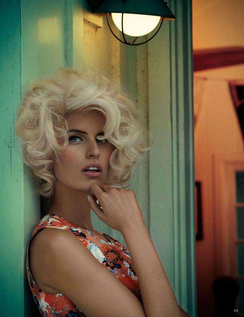 Vogue Germany - Karolina-4