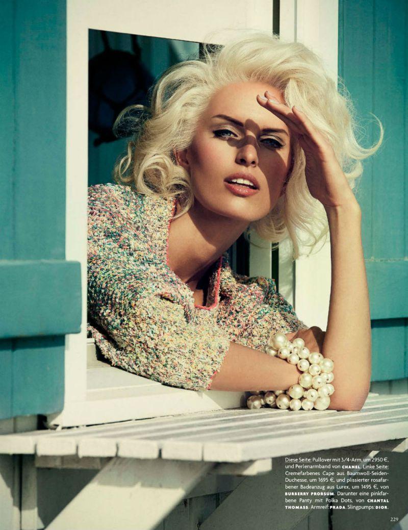 Vogue Germany - Karolina
