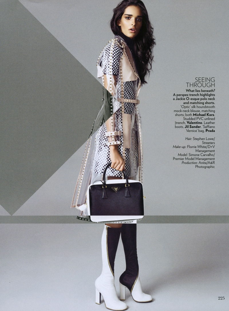 Vogue India  : Graphic Rules