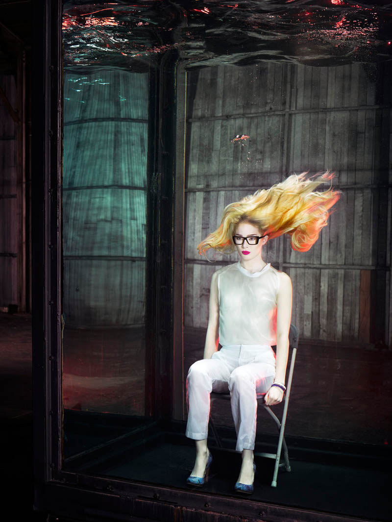 Vogue Italia - Underwater -12