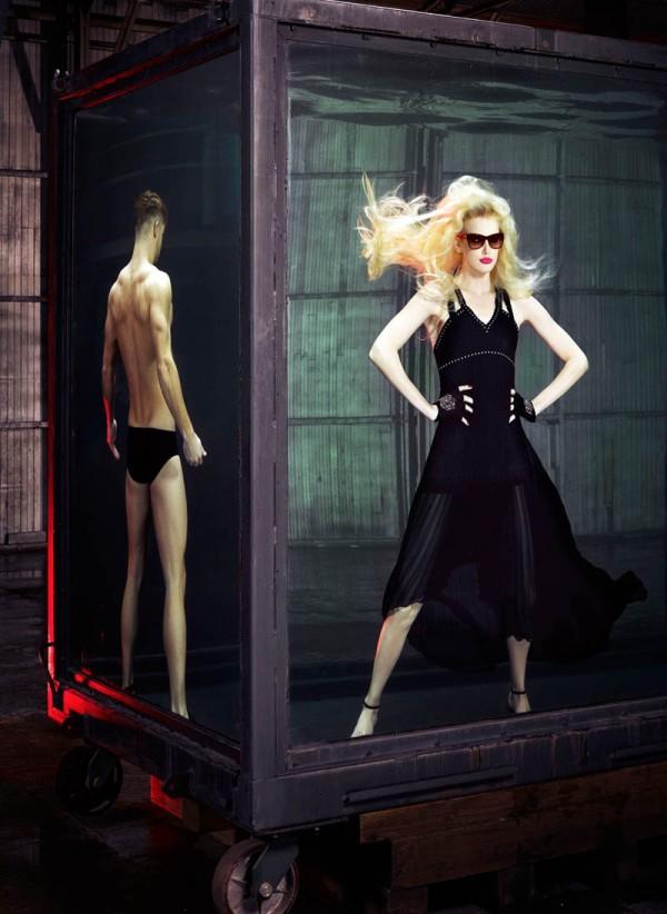 Vogue Italia - Underwater -14