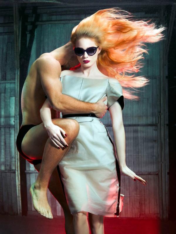 Vogue Italia - Underwater -4