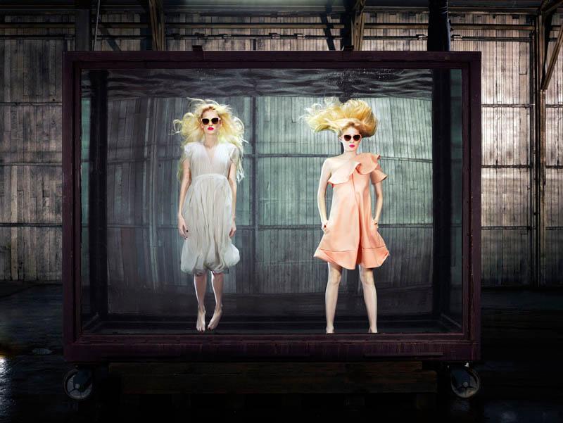 Vogue Italia - Underwater -5