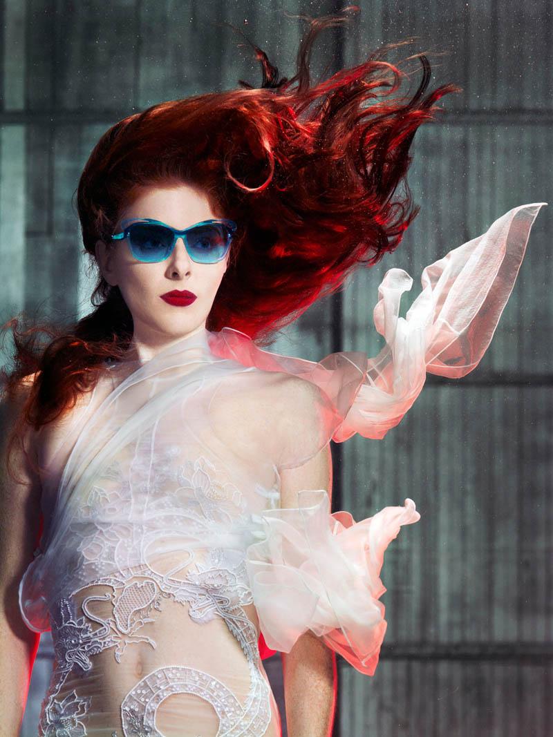 Vogue Italia - Underwater -6