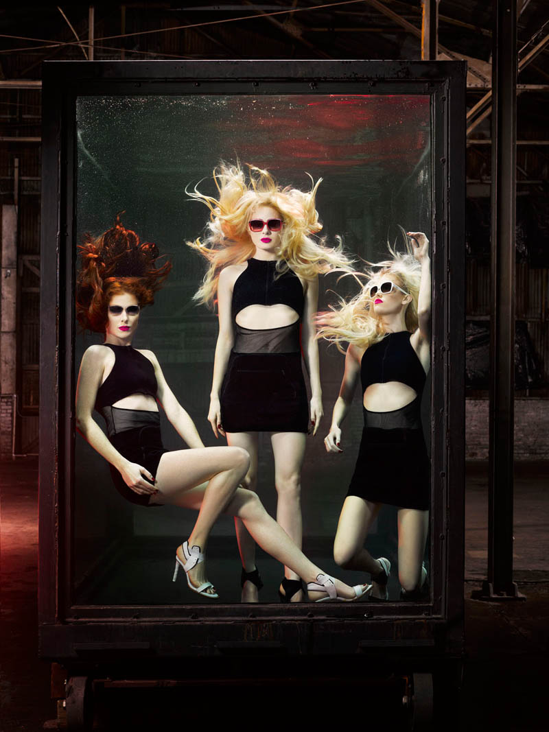 Vogue Italia - Underwater -7
