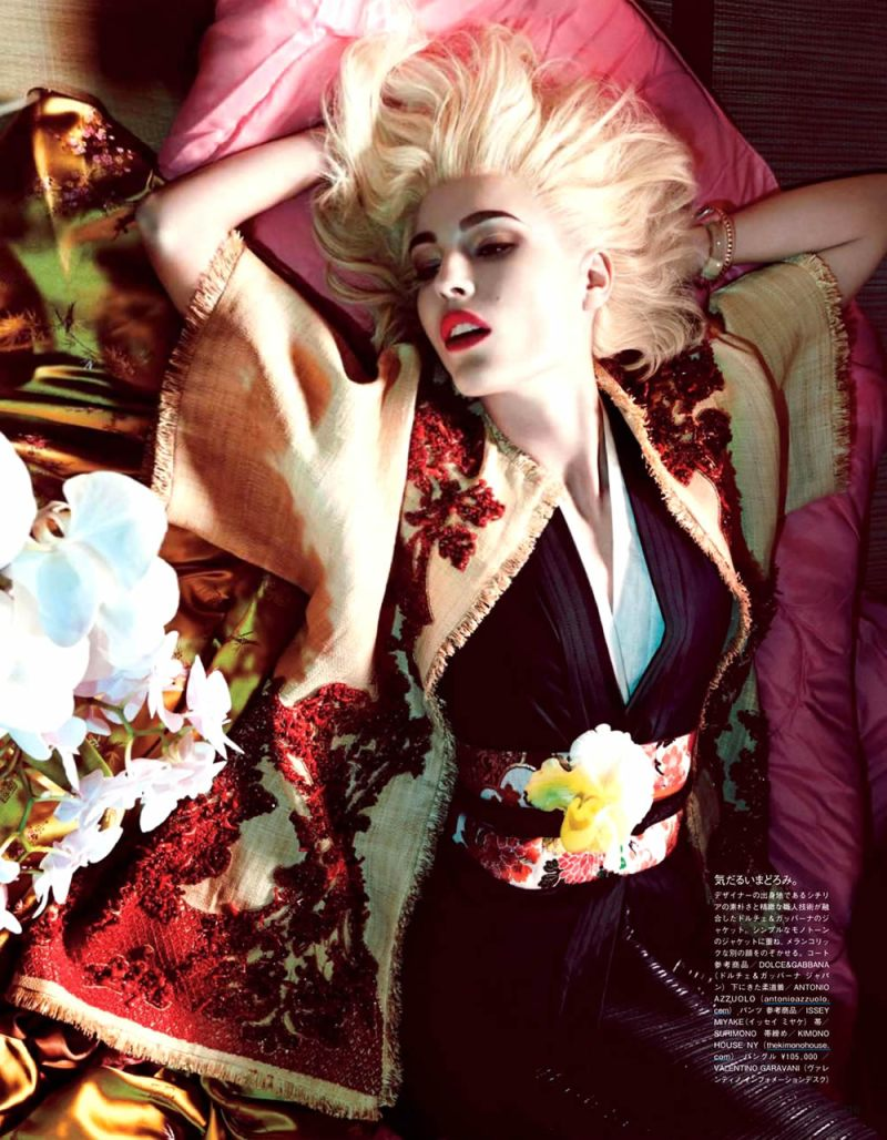 Vogue Japan - When Life Was Exotic-7